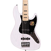 Marcus Miller V7 Vintage Swamp Ash 5-String Bass White Blonde