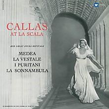 Maria Callas - Callas At La Scala (studio Recital)