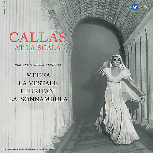 Alliance Maria Callas - Callas At La Scala (studio Recital)