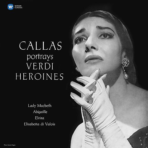 Alliance Maria Callas - Callas Portrays Verdi Heroines (verdi 1 Studio)