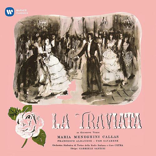 Alliance Maria Callas - La Traviata (1953 Studio Recording)