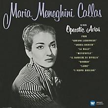 Maria Callas - Operatic Arias (lyric & Coloratura)