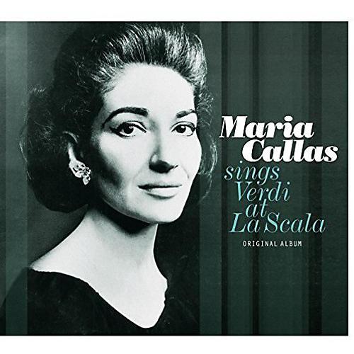 Alliance Maria Callas - Sings Verdi At La Scala