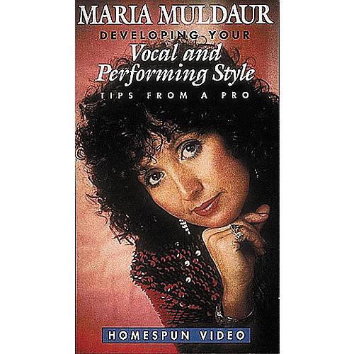 Hal Leonard Maria Muldaur - Vocal Style and Performance Video