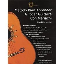 Mixta Publishing Co. Mariachi Method for Guitar Spanish (Book/CD)