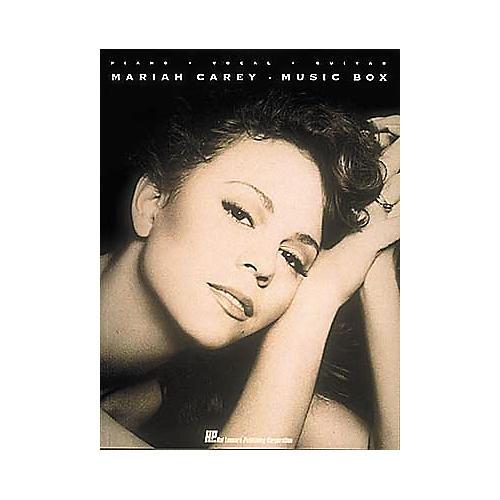 Hal Leonard Mariah Carey - Music Box Piano, Vocal, Guitar Songbook