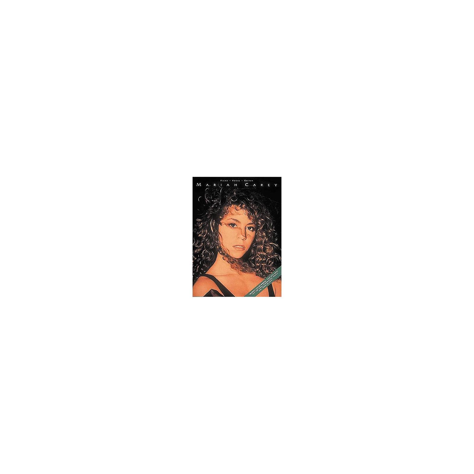 Hal Leonard Mariah Carey Piano, Vocal, Guitar Songbook