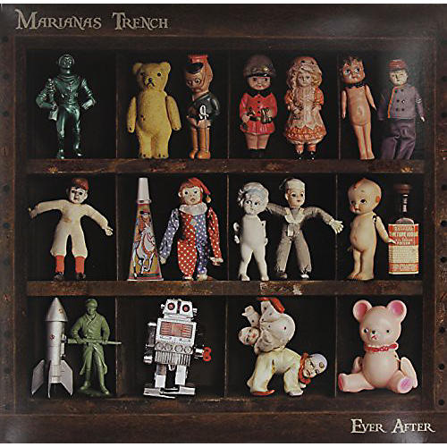 Alliance Marianas Trench - Ever After