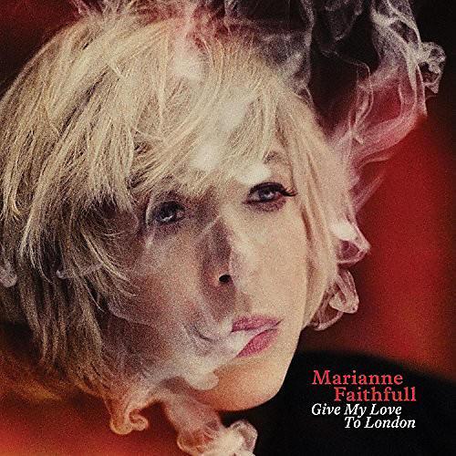 Alliance Marianne Faithfull - Give My Love to London