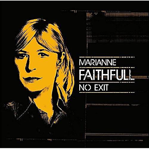 Alliance Marianne Faithfull - No Exit