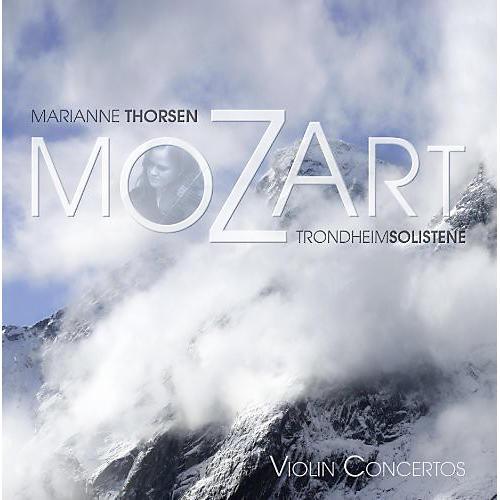 Alliance Marianne Thorsen - Violin Concertos