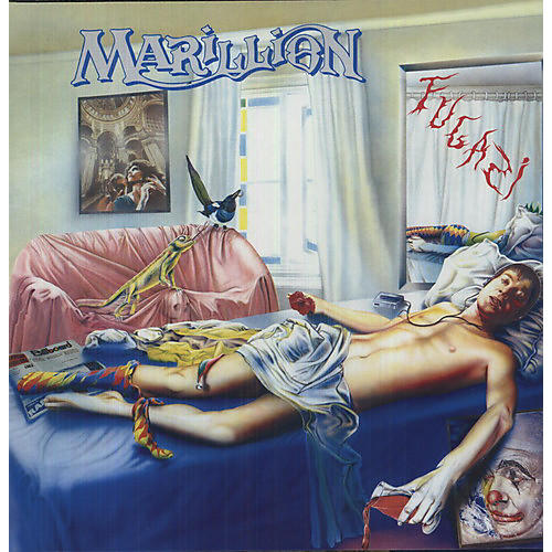 Alliance Marillion - Fugazi