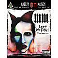 Hal Leonard Marilyn Manson Lest We forget The Best of Guitar Tab Songbook thumbnail