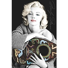 Trends International Marilyn Monroe - Music Poster