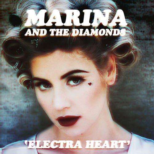 Alliance Marina and the Diamonds - Electra Heart