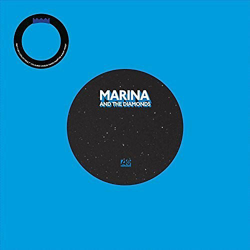 Alliance Marina & the Diamonds (Security 1) - Blue / Solitaire