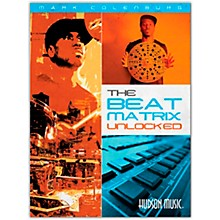 Hudson Music Mark Colenburg-The Beat Matrix Unlocked Book/Online Video