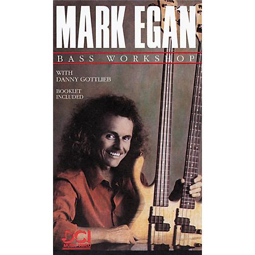 Alfred Mark Egan Bass Workshop Video
