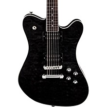 Mark Morton DX2 Dominion Electric Guitar Transparent Black Rosewood