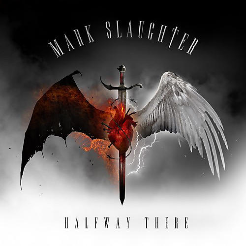 Alliance Mark Slaughter - Halfway There (picture Disc)