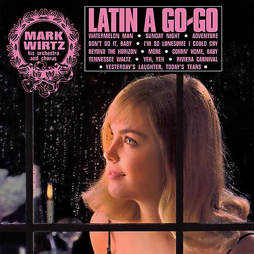 Alliance Mark Wirtz - Latin A Go-go