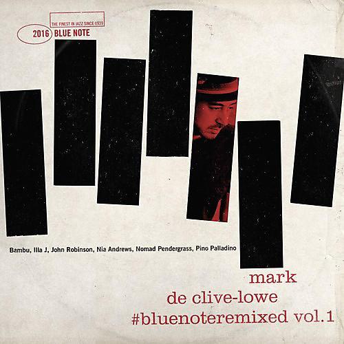 Alliance Mark de Clive-Lowe - Blue Note Remixed Vol. 1