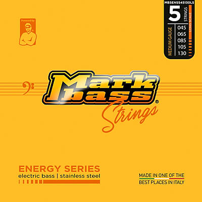 Markbass Markbass Energy Series Electric Bass Stainless Steel Strings