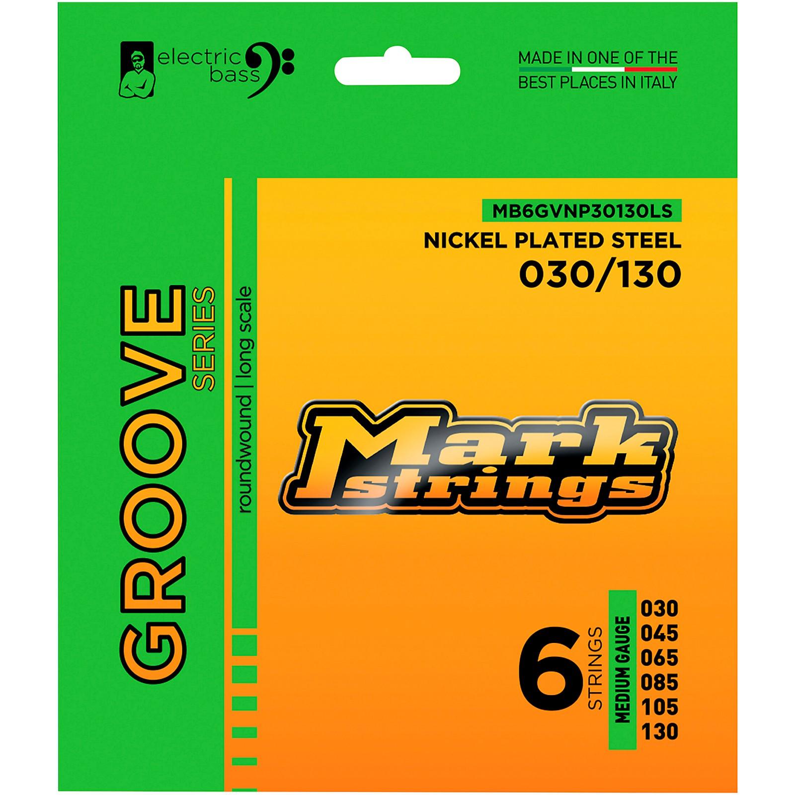 Markbass Markbass Groove Series Electric Bass Nickel Plated Steel Strings