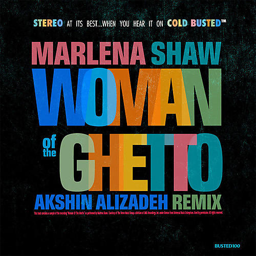 Alliance Marlena Shaw - Woman Of The Ghetto