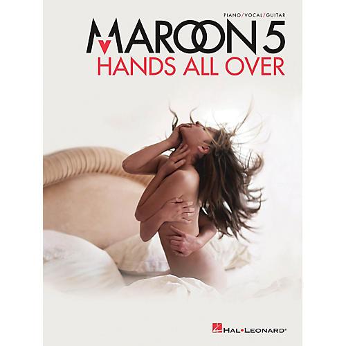 Hal Leonard Maroon 5 - Hands All Over Songbook