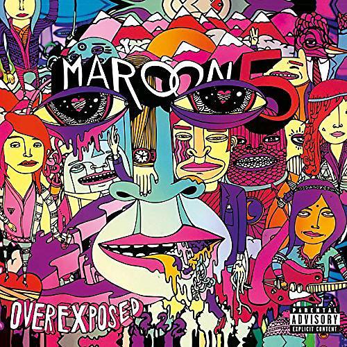 Alliance Maroon 5 - Overexposed