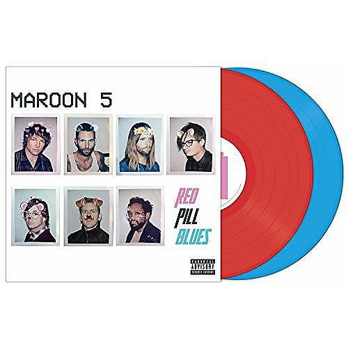 Alliance Maroon 5 - Red Pill Blues