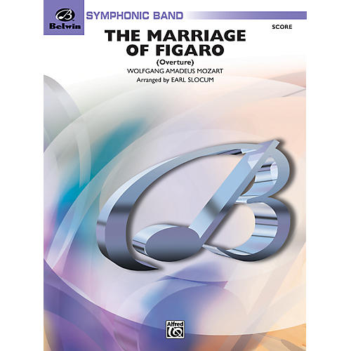 Alfred Marriage of Figaro Overture Conductor Score