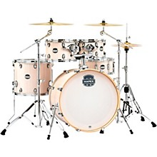 Mars Series 5-Piece Rock Shell Pack with 22 in. Bass Drum Bonewood Chrome
