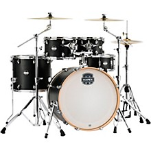 Mars Series 5-Piece Rock Shell Pack with 22 in. Bass Drum Nightwood Chrome