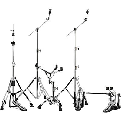 Mapex Mars Series HP6005-DP 5-Piece Hardware Pack with Double Bass Drum Pedal