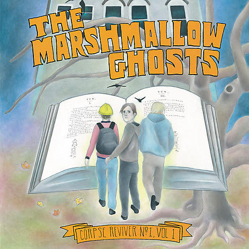 Alliance Marshmallow Ghosts - Corpse Reviver No. 1 - Vol 1