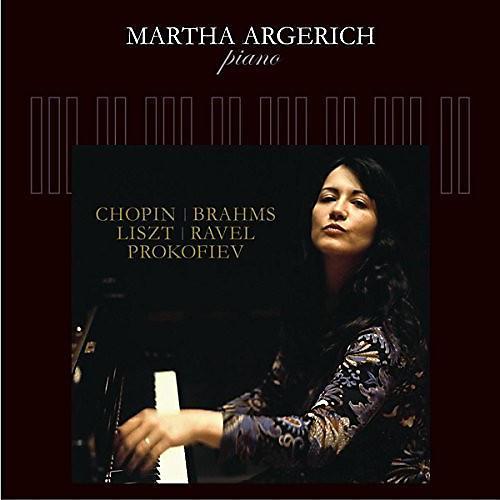 Alliance Martha Argerich - Chopin Brahms Liszt Tavel Prokofiev