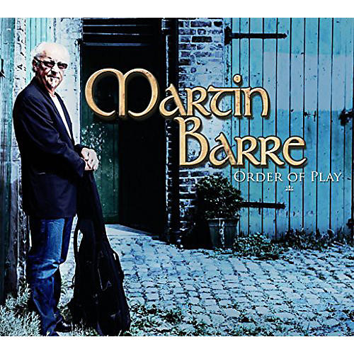 Alliance Martin Barre - Order of Play