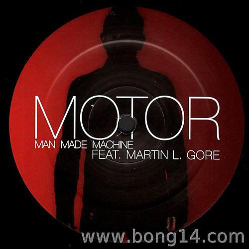 Alliance Martin Gore - Man Made Machine