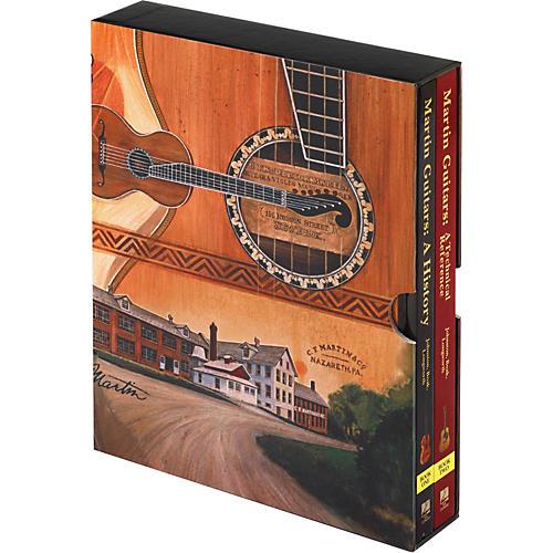 Hal Leonard Martin Guitars Boxed Set