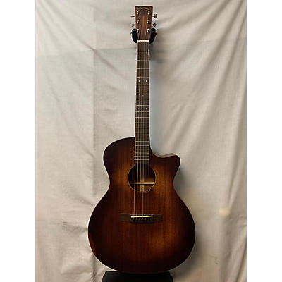 Martin Martin Special Grand Performance Cutaway 15ME Streetmaster Style Acoustic-Electric Guitar Natural Acoustic Electric Guitar