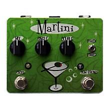 Tortuga Martini Analog Chorus/Vibrato Guitar Effects Pedal