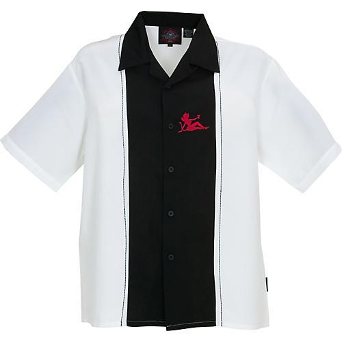 Dragonfly Clothing Martini Girl Fine Crepe Shirt