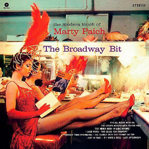 Alliance Marty Paich - Broadway Bit