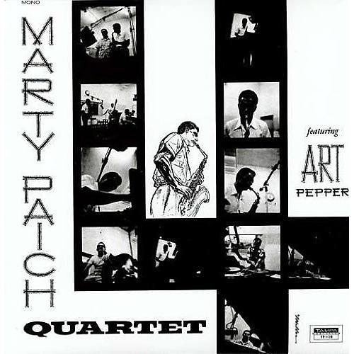 Alliance Marty Paich - Featuring Art Pepper
