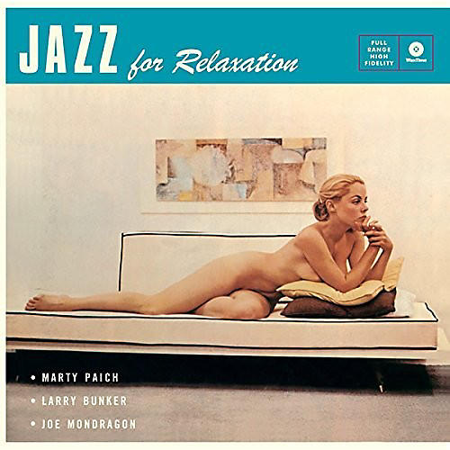 Alliance Marty Paich - Jazz For Relaxation + 4 Bonus Tracks