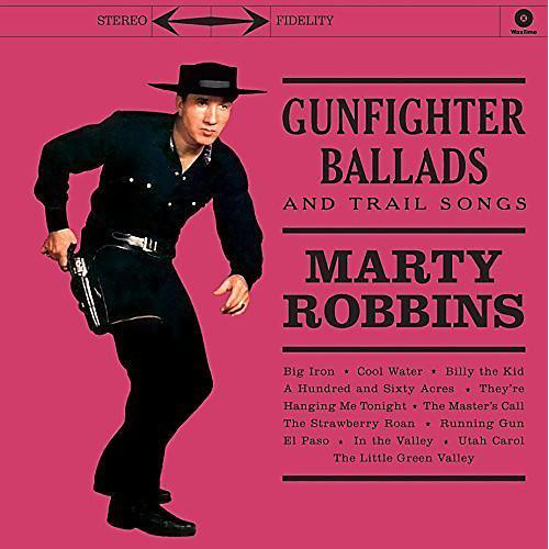 Alliance Marty Robbins - Gunfighter Ballads & Trail Songs
