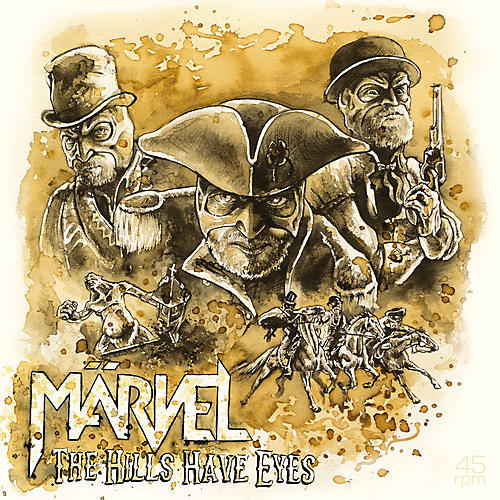 Alliance Marvel - Hills Have Eyes