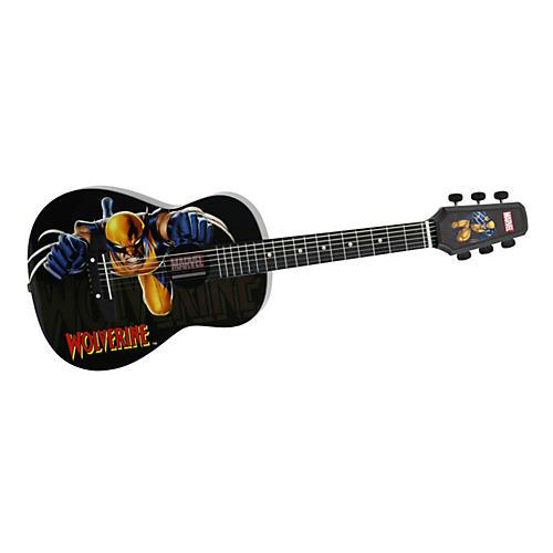 Peavey Marvel Wolverine 1/2 Size Acoustic Guitar